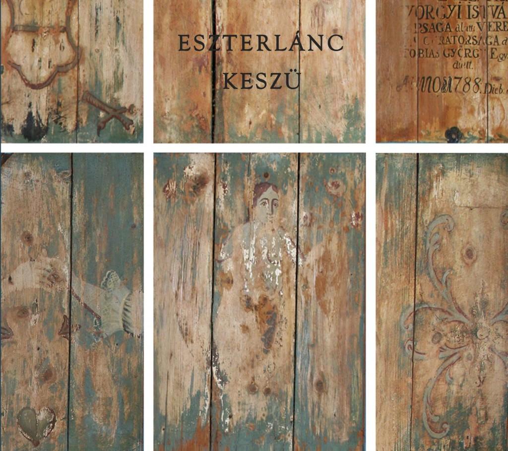 Eszterlánc_Keszü CD borító címoldal
